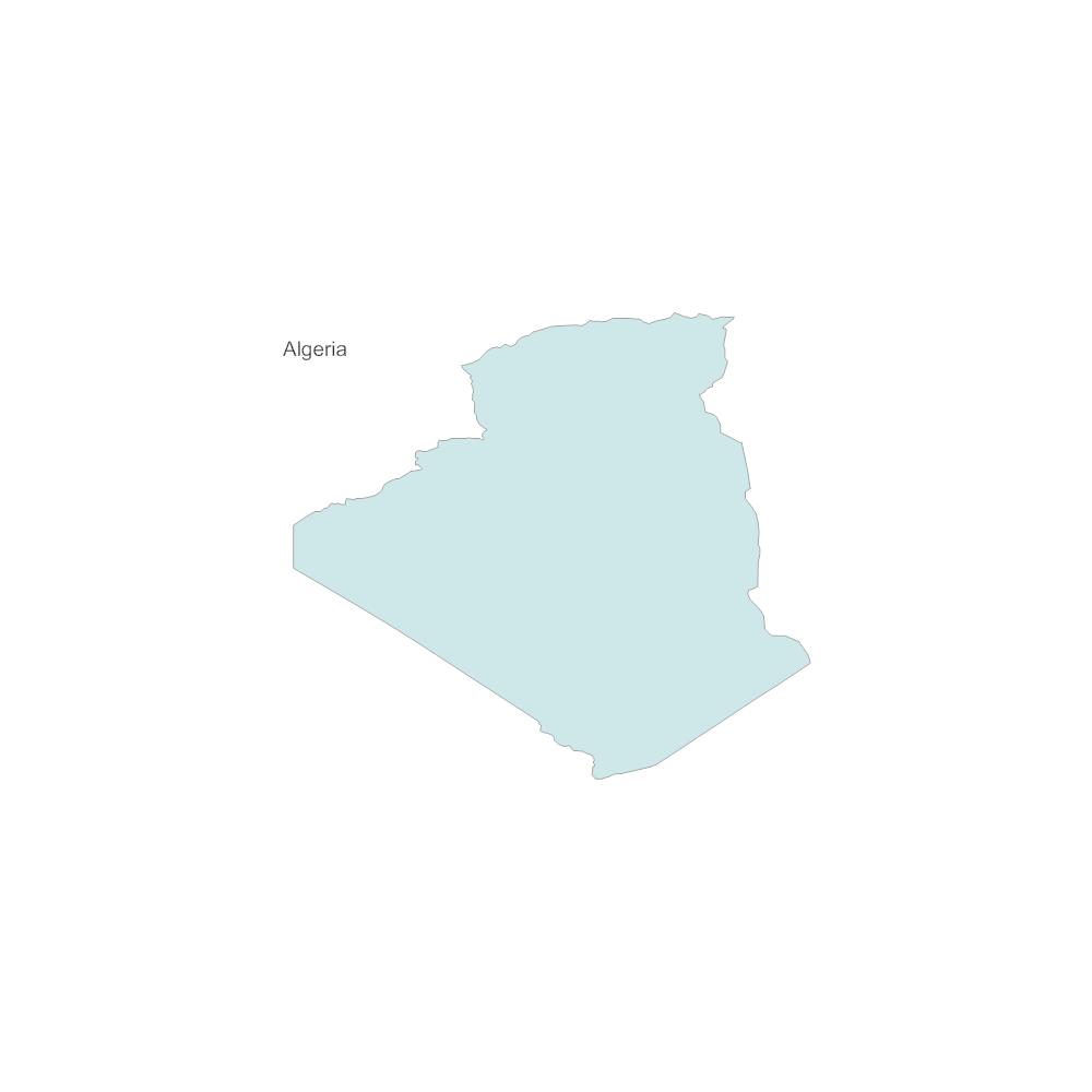 Example Image: Algeria