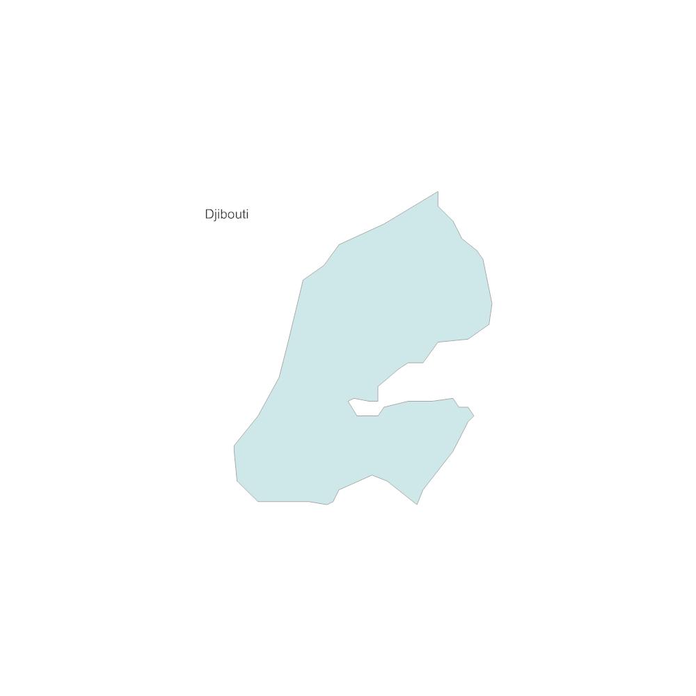 Example Image: Djibouti