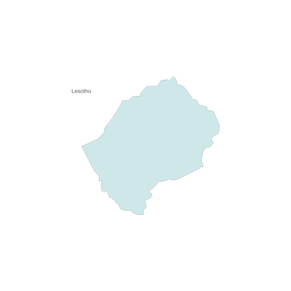 Example Image: Lesotho