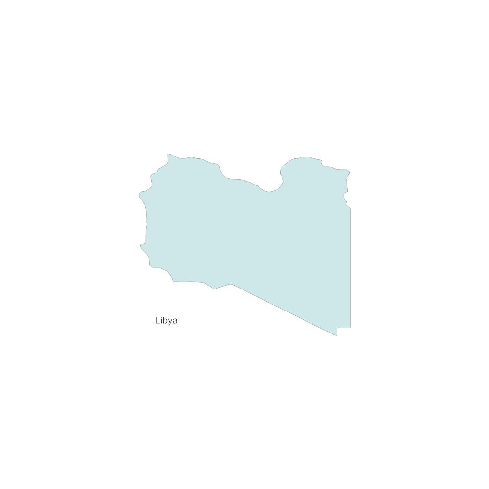 Example Image: Libya