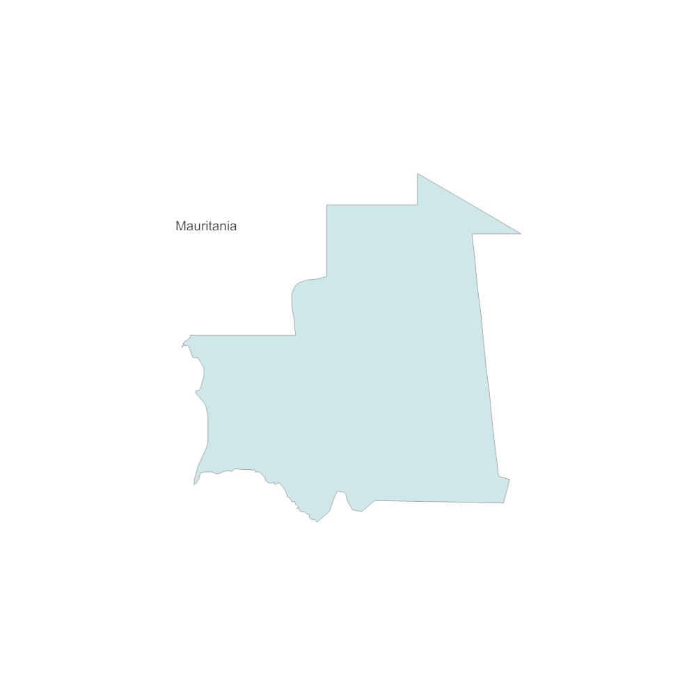 Example Image: Mauritania