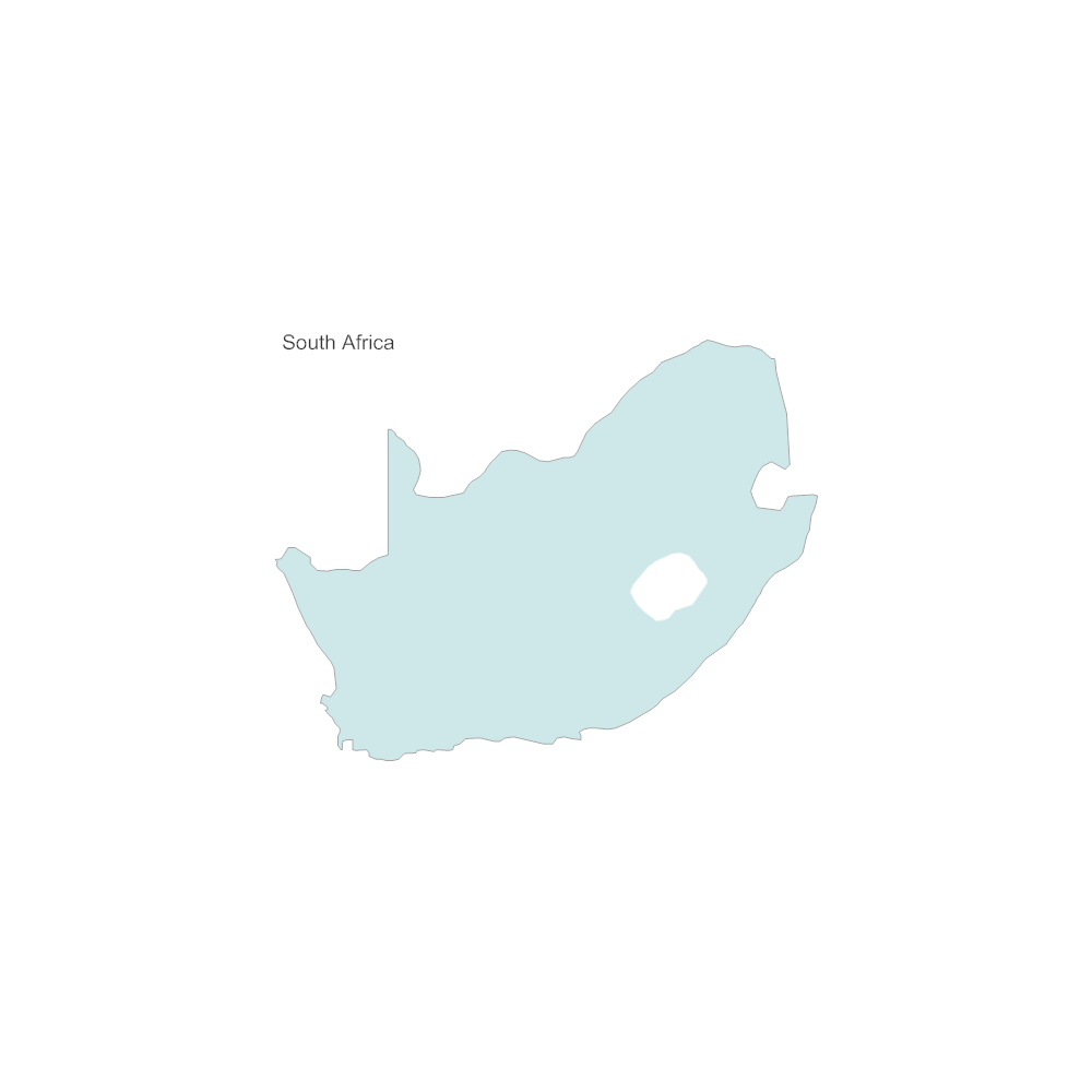 Example Image: South Africa