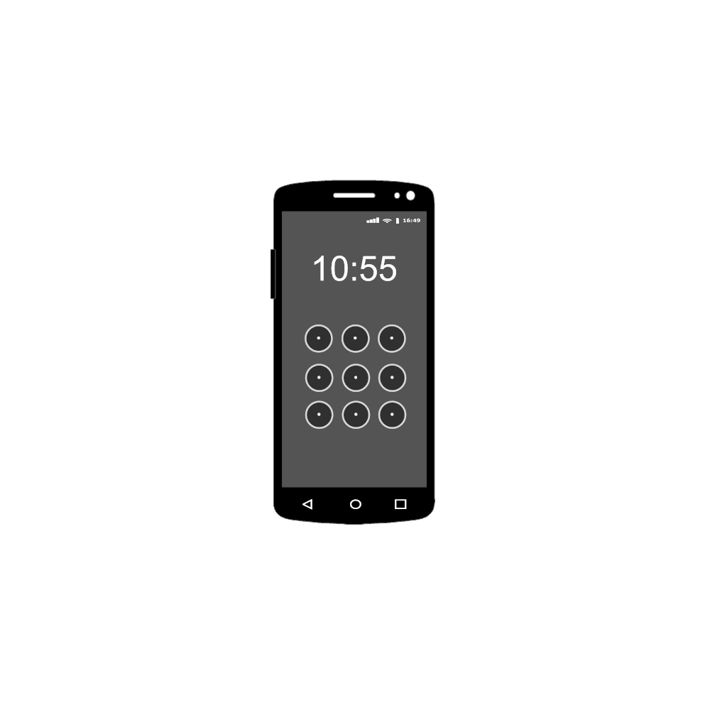 Example Image: Android - Unlock