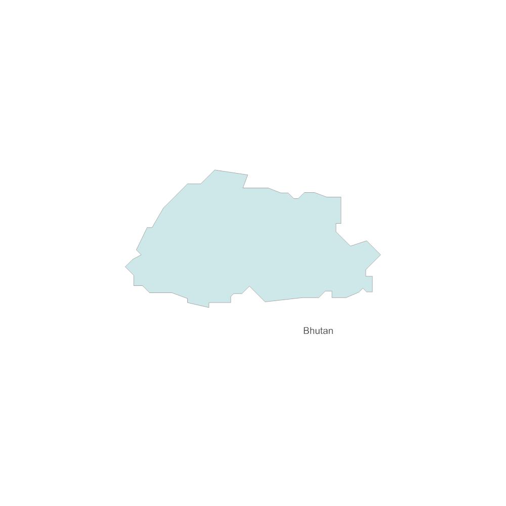 Example Image: Bhutan