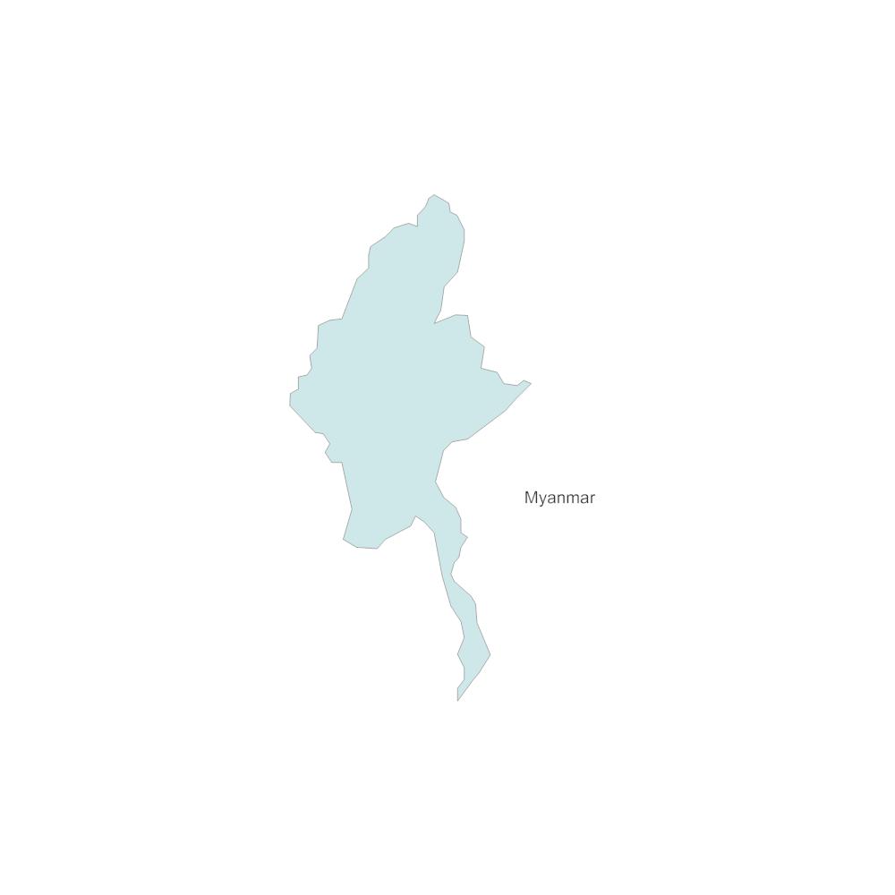 Example Image: Myanmar