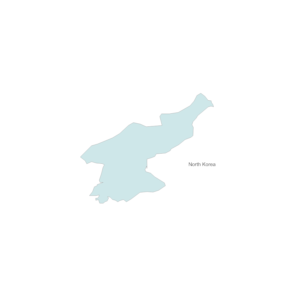 Example Image: North Korea