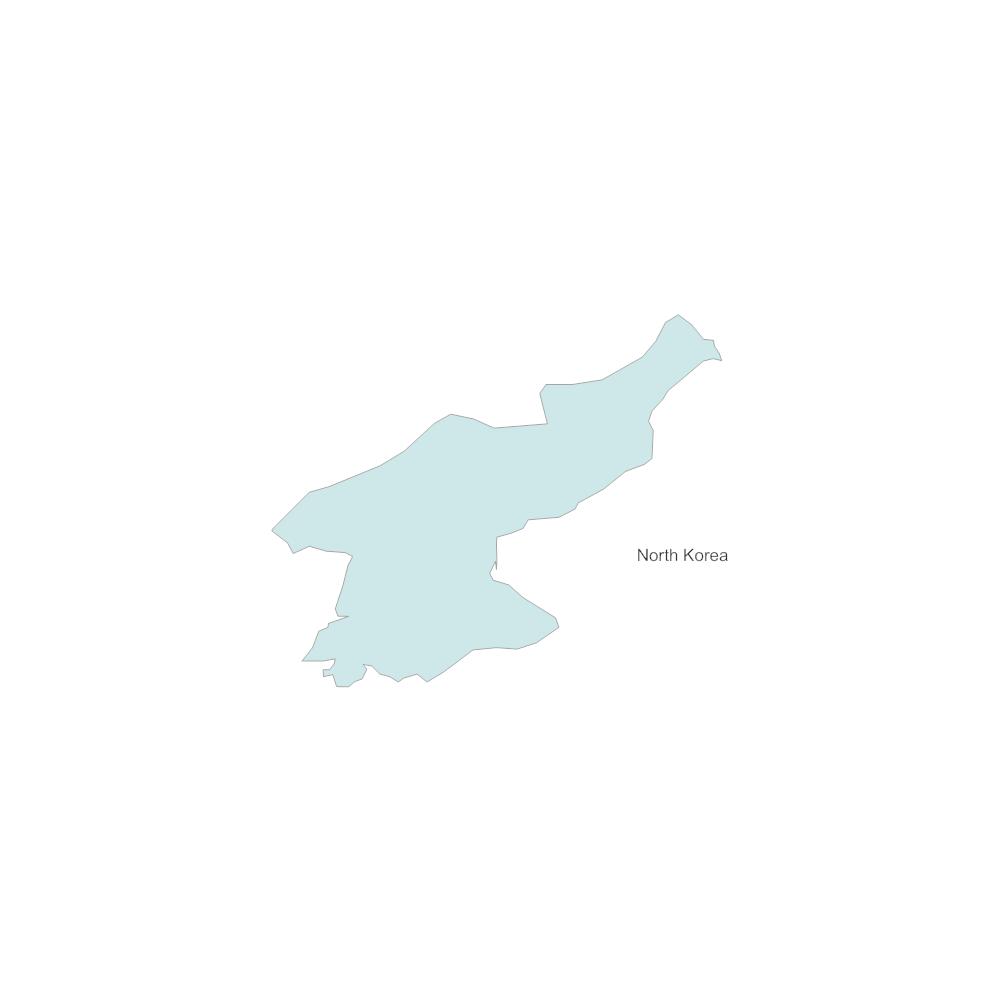 Example Image: North Korea
