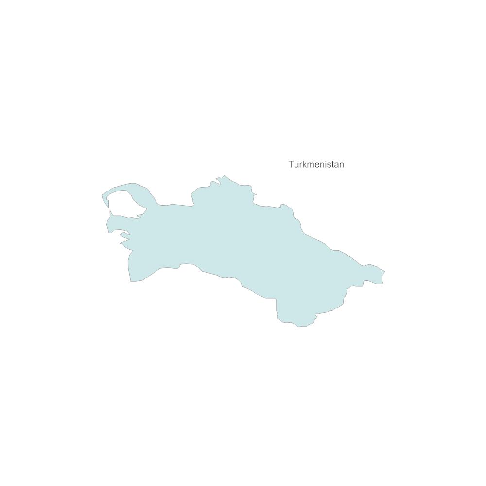 Example Image: Turkmenistan