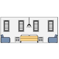 Bedroom Elevation - 1