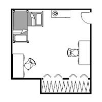 Kid Bedroom Layout