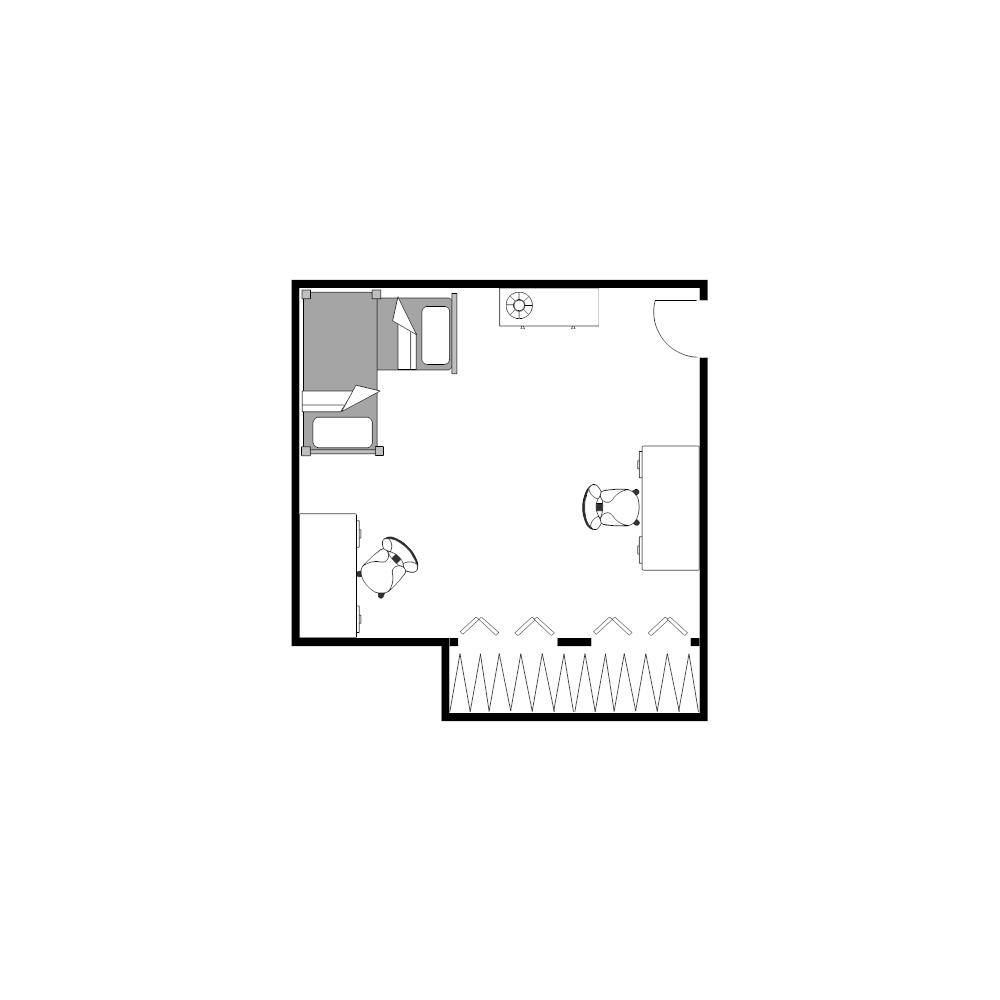 Example Image: Kid Bedroom Layout