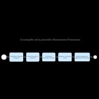 BPMN Private Business Process