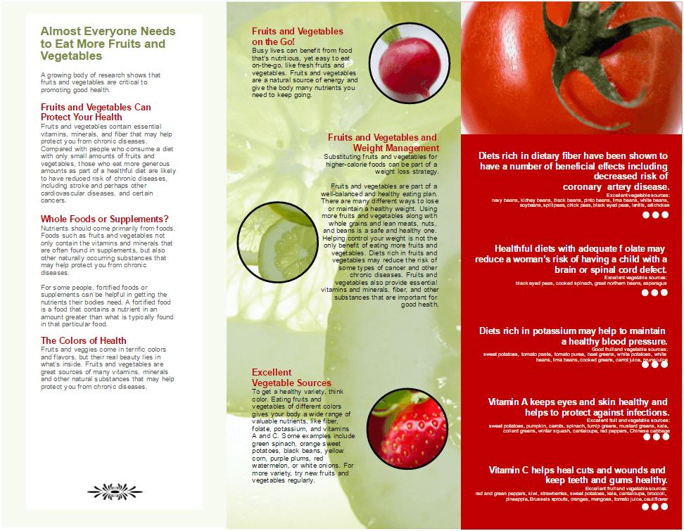 Flyer Maker And Design Software Free Online App Download - Informational brochure templates