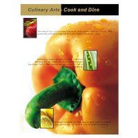 Culinary Arts Brochure