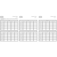 Benefits Analysis Sheet