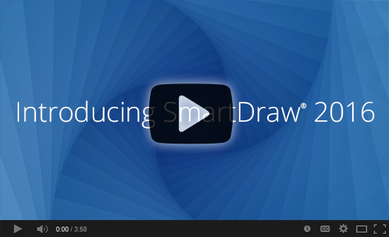 Upgrade to SmartDraw 2016