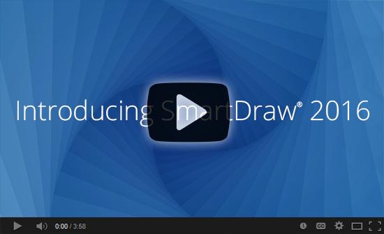 Upgrade to SmartDraw 2016