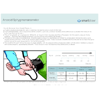 Aneroid Sphygmomanometer