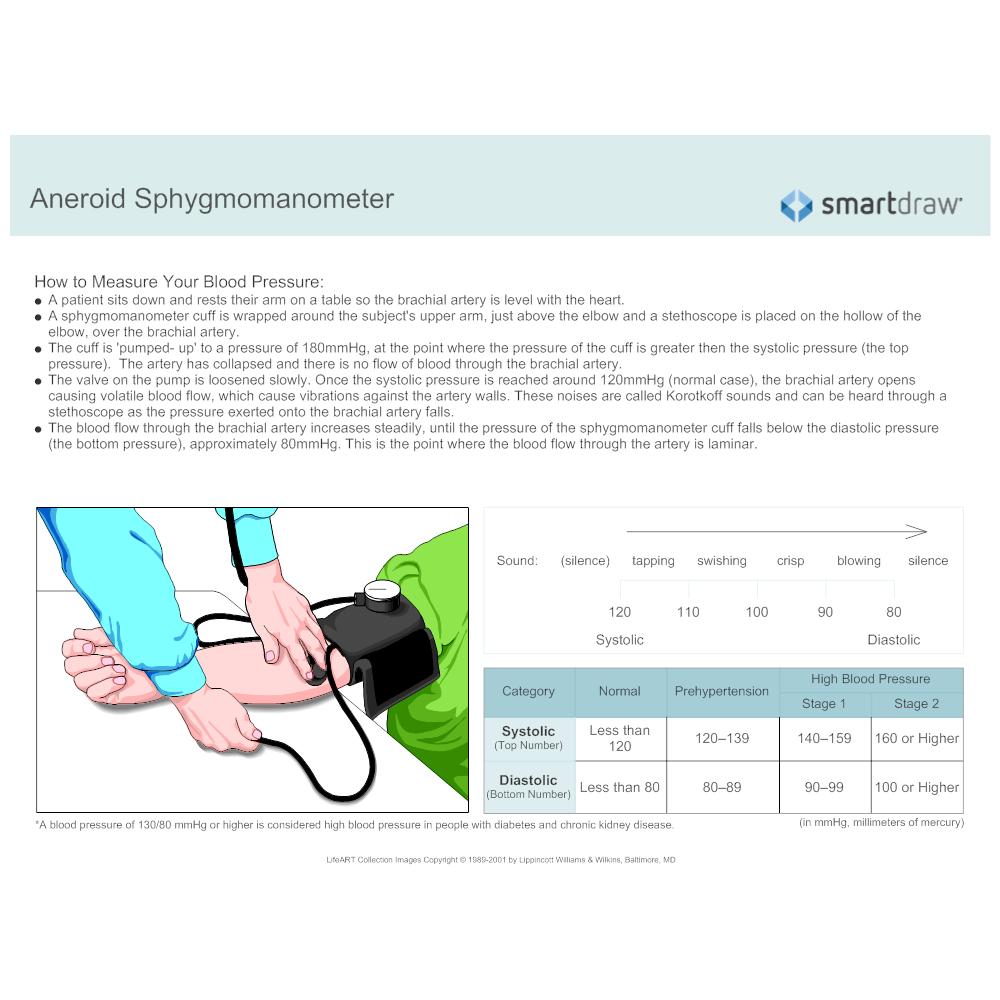 Example Image: Aneroid Sphygmomanometer