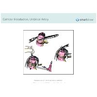 Catheter Introduction - Umbilical Artery