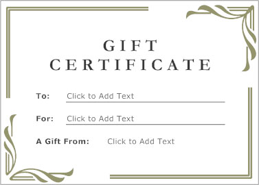 Certificate | Certificates Tips For Creating Custom Certificates