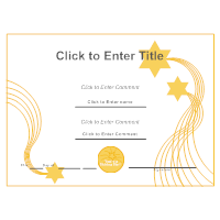 Certificate templates certificate example yelopaper Gallery