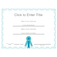 Certificate templates for Smartdraw certificate templates