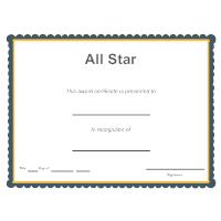 Sports - All Star
