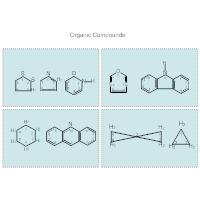 Organic Compound Diagram