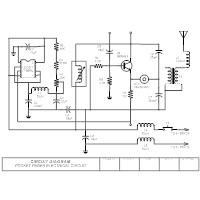 Circuit Diagram - Pocket Pager