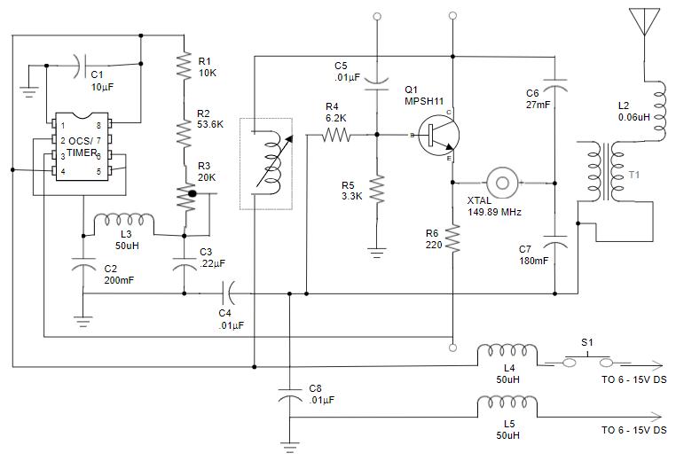 circuit diagram maker free download online app rh smartdraw com Simple Circuit Diagrams Image Battery Bulb Latex Draw Circuit Diagram