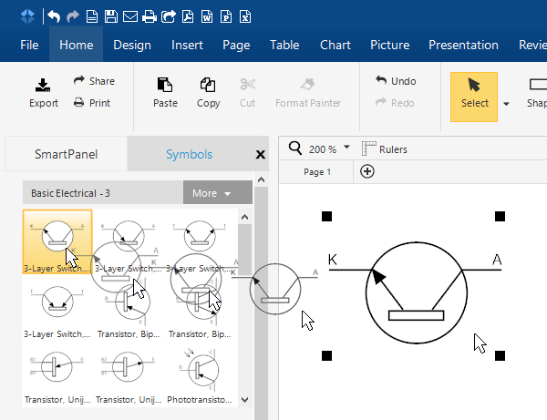 how to draw electrical diagrams and wiring diagrams HVAC Symbols Legend click on add library keep adding as many libraries as you want close the search window when you\u0027re done to return to your drawing area drag symbols
