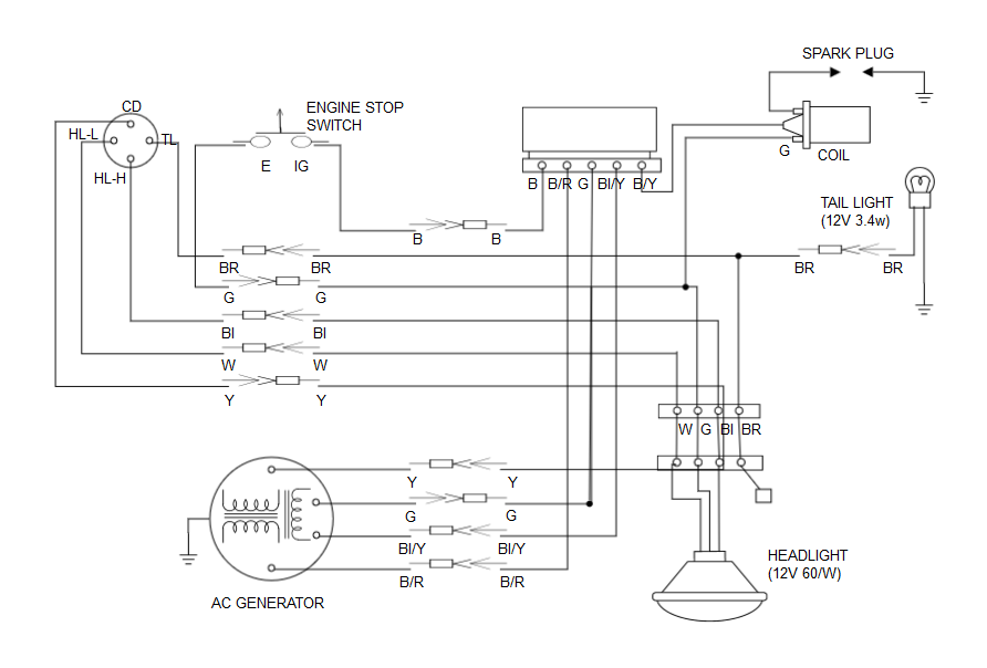 Circuit Diagram Tool - Switch Diagram •