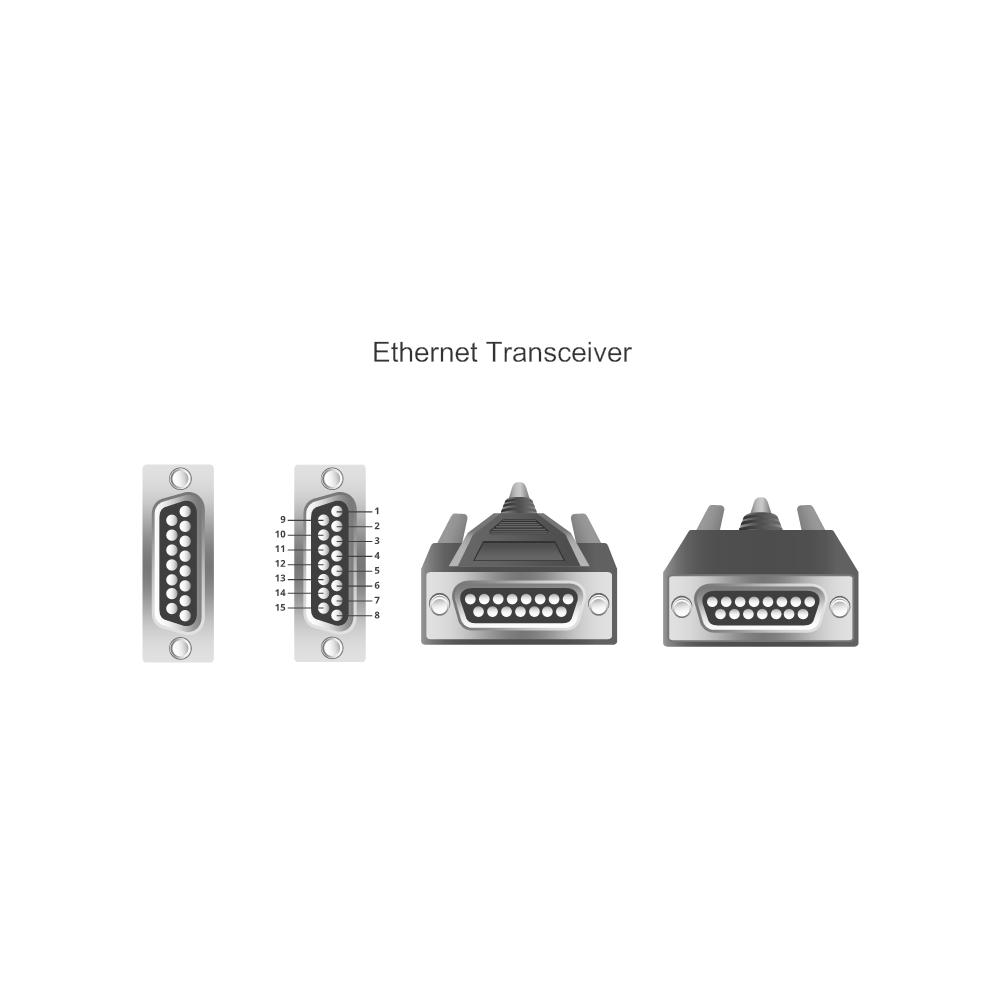 Example Image: Ethernet Transceiver