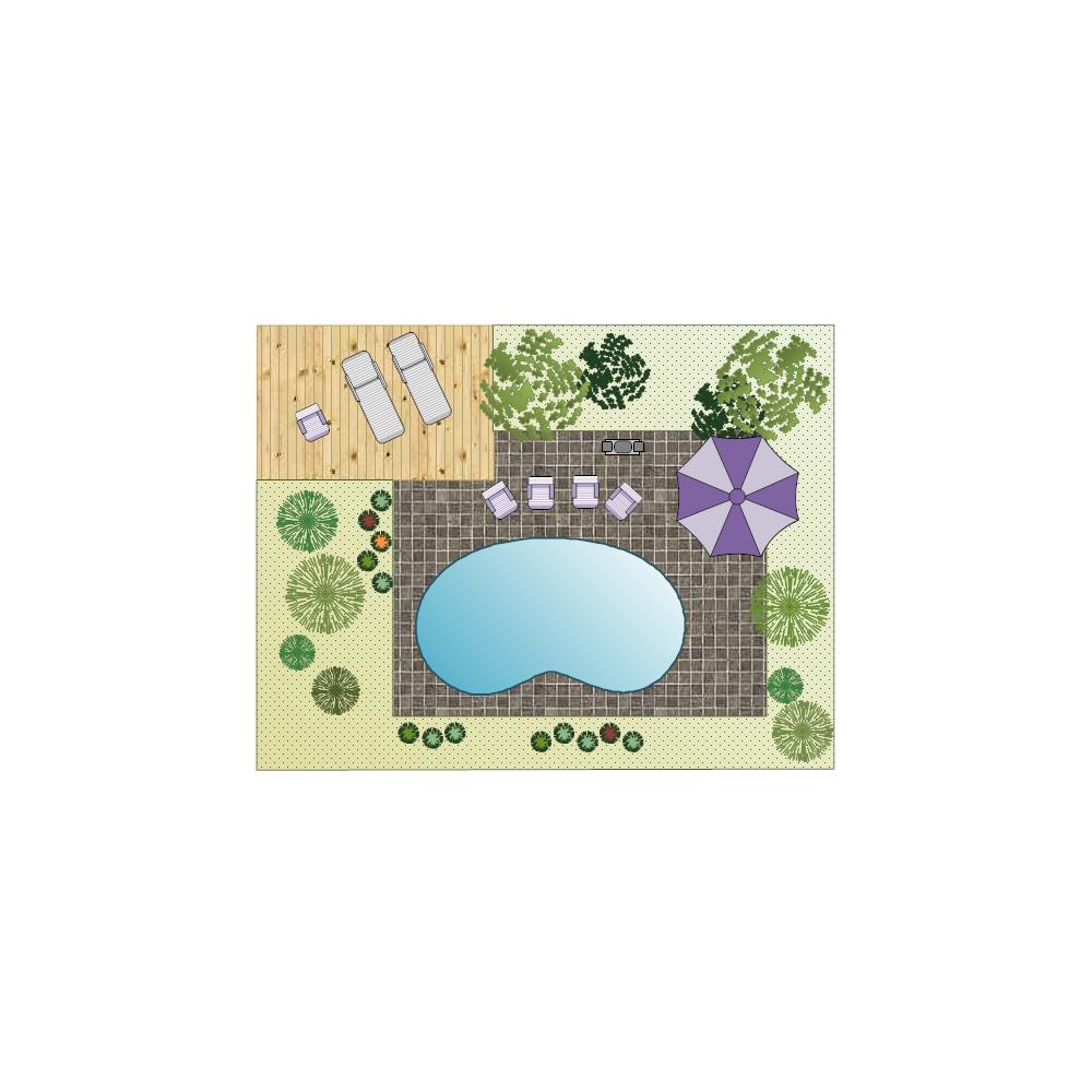 Example Image: Yard Design