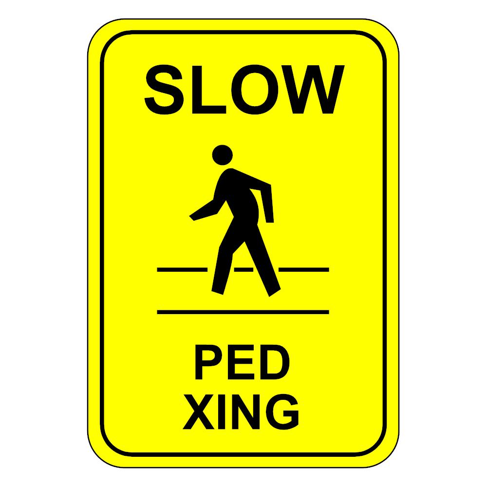 Example Image: Pedestrian Crossing