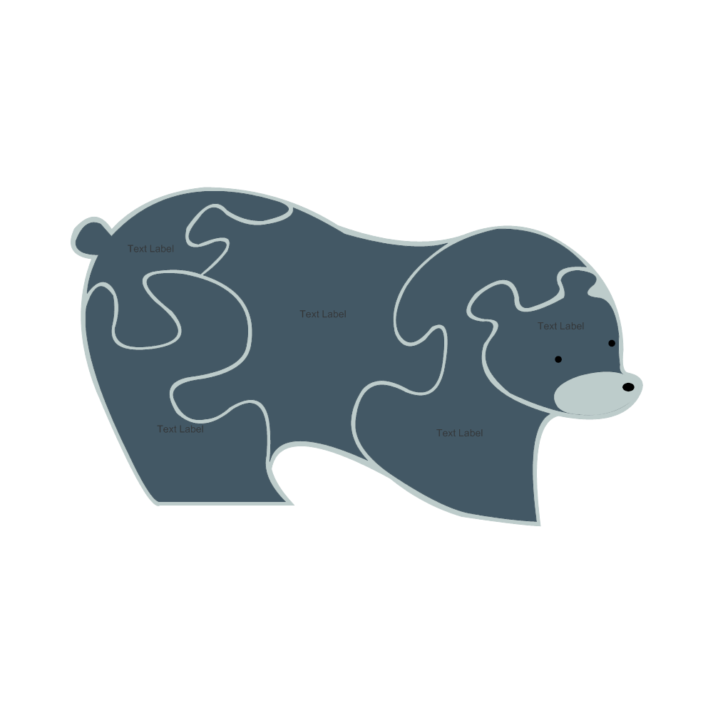 Example Image: Bear Puzzle