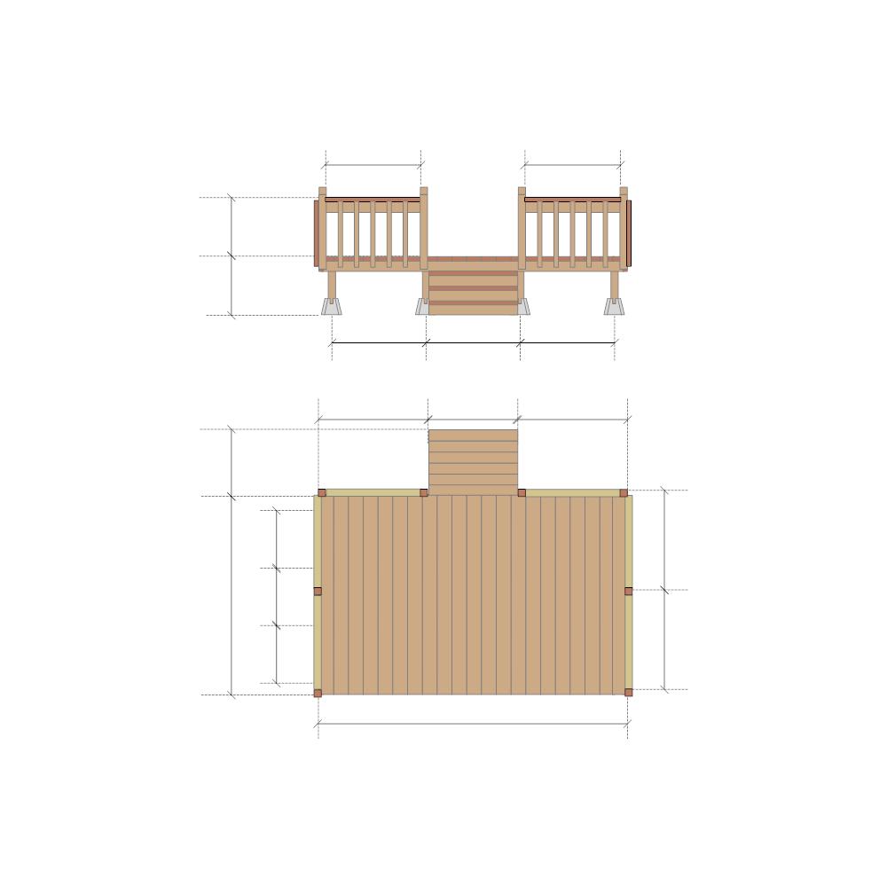 Example Image: Deck Plan 2