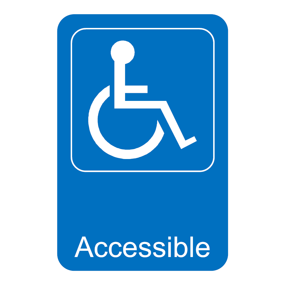 Example Image: Handicap Accessible