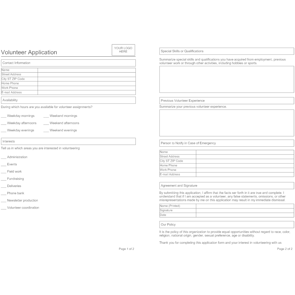 Nice Medicare Application Form Pdf | Templatezet