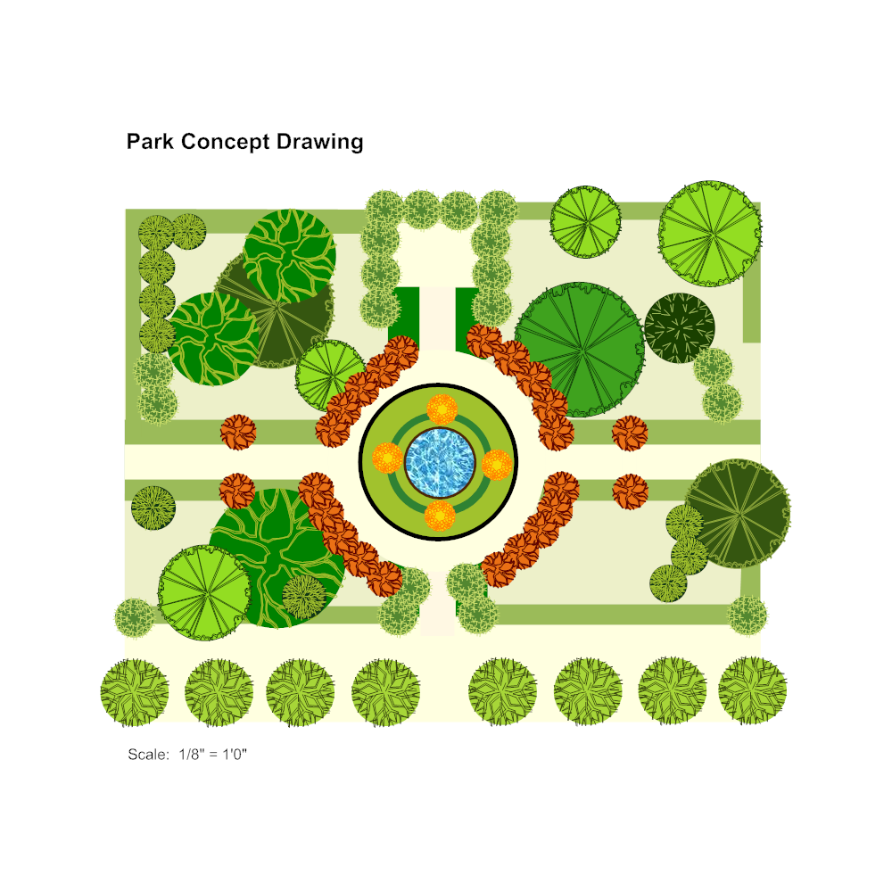 Example Image: Garden Plan