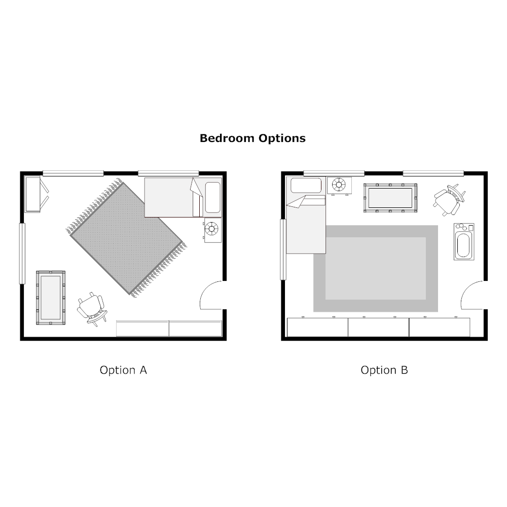 Bedroom plan - Bed room plan ...