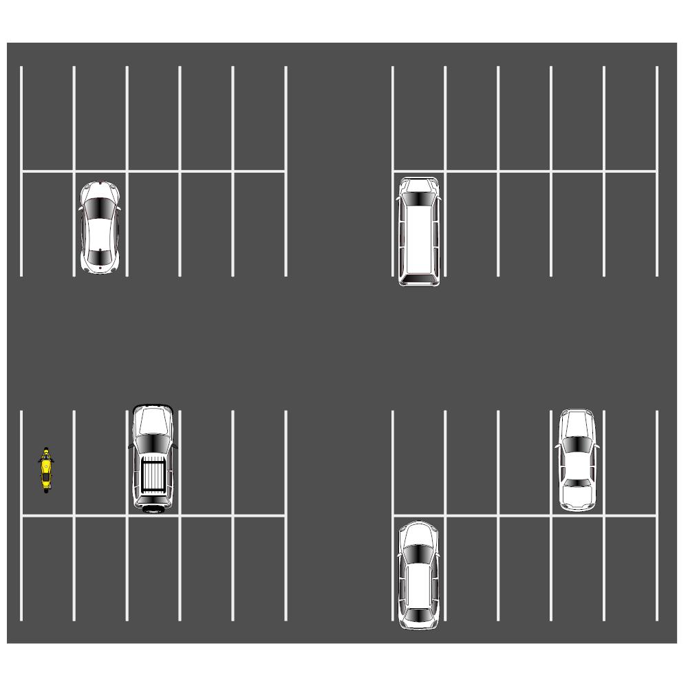 parking garage plan