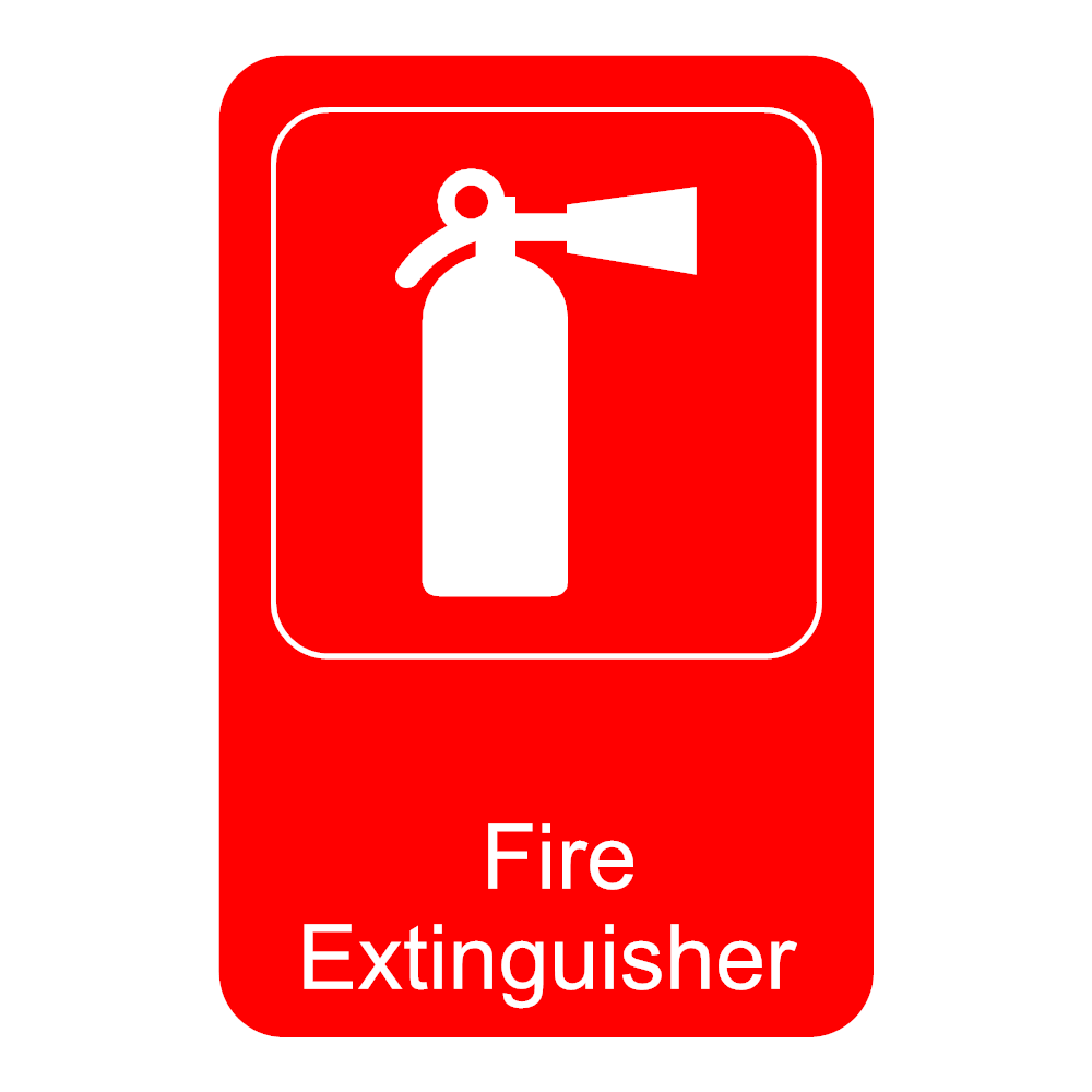 Example Image: Fire Extinguisher