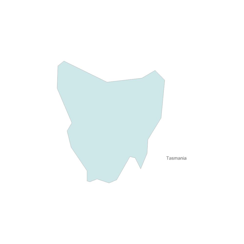 Example Image: Tasmania
