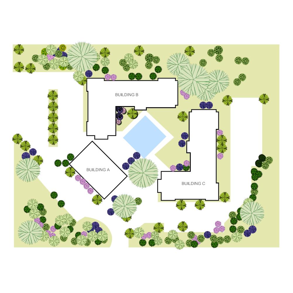 Example Image: Commercial Landscape Design