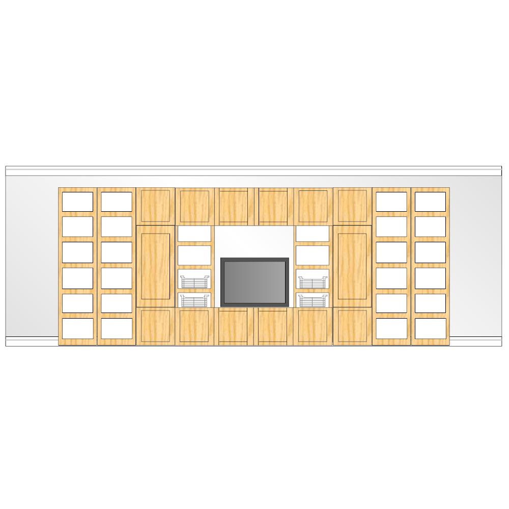 Example Image: Entertainment Unit - 3