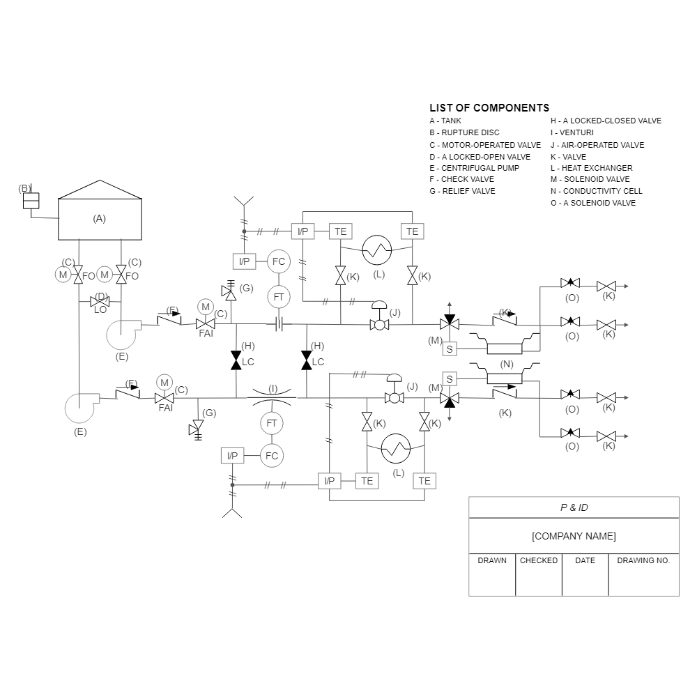 piping instrument diagram : piping diagram - findchart.co