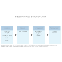 Substance Use Behavior Chain