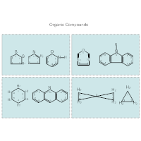 Organic Compound Diagram